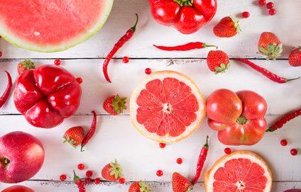 Le lycopène : rouge tomate